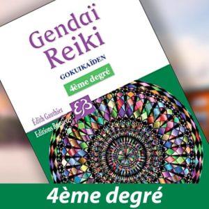 Gendai Reiki Fudo Myo o - 4e degré